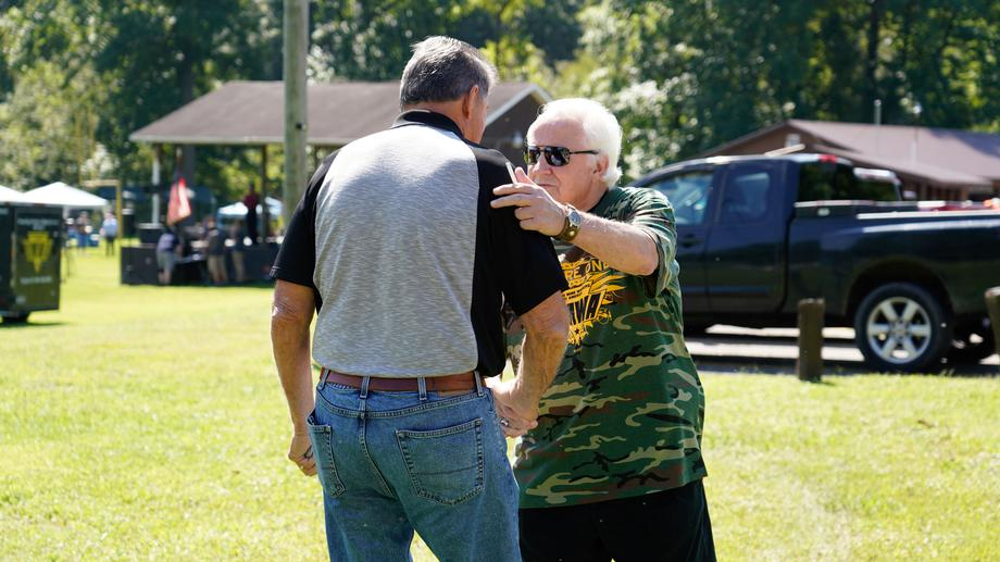 Manchin Attends UMWA Labor Day Picnic in Racine