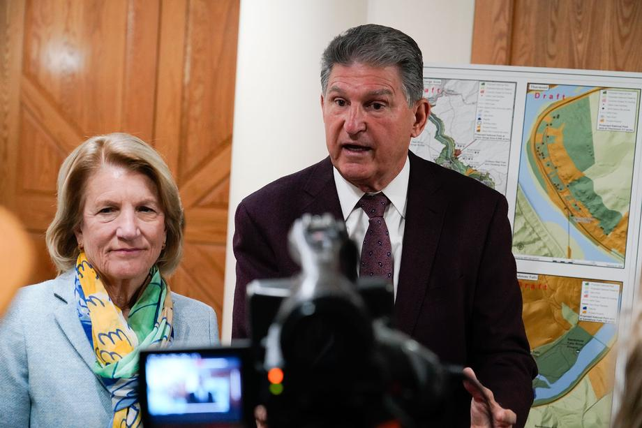 Sen. Joe Manchin Holds Field Hearing On New River Gorge Park And Preserve Act