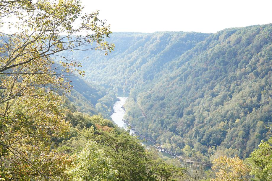 Sen. Joe Manchin Attends Public Meeting on New River Gorge National Park & Preserve Redesignation